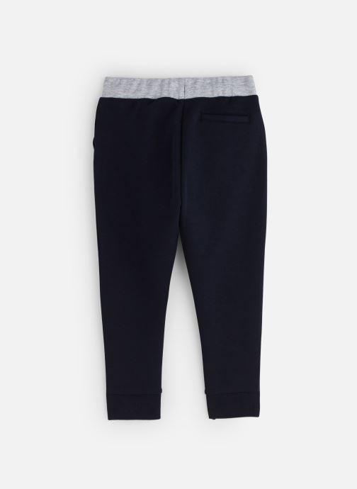 Kleding Lacoste Pantalon Survêtement enfant Blauw onder