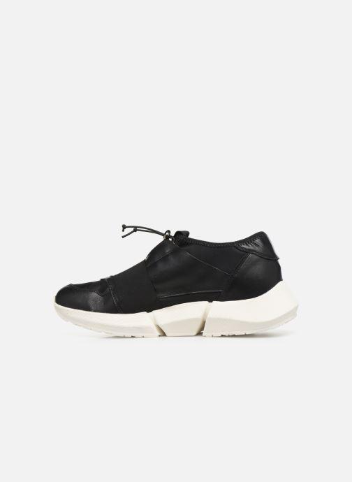 Sneaker The Flexx Titan schwarz ansicht von vorne