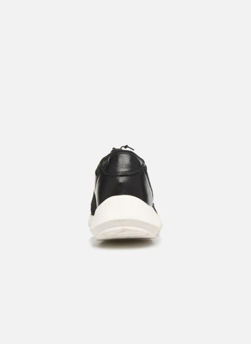 Sneaker The Flexx Titan schwarz ansicht von rechts