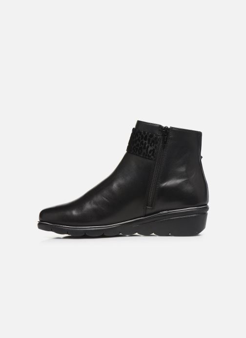 Bottines et boots The Flexx Boombuckle Noir vue face