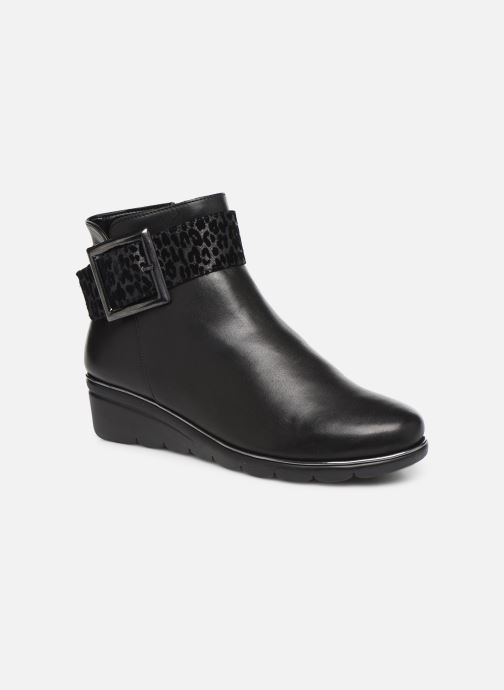 Bottines et boots The Flexx Boombuckle Noir vue détail/paire