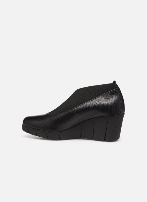Pumps The Flexx Spacestretch Zwart voorkant