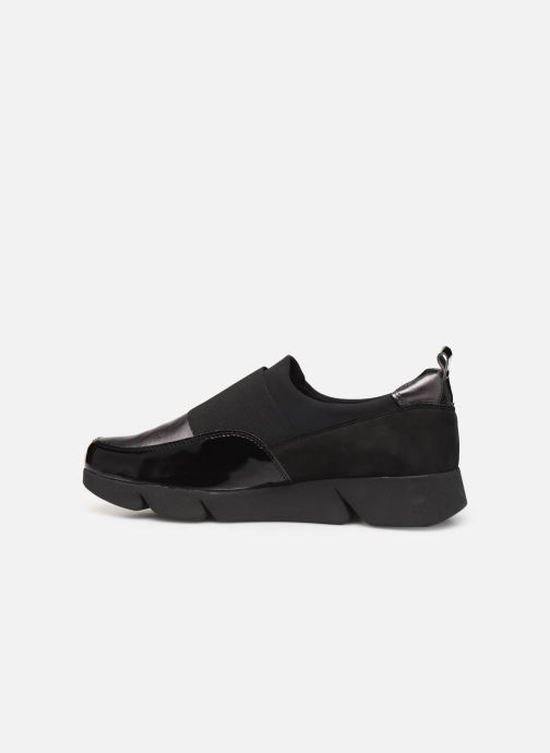 Trainers The Flexx Haruky Black front view