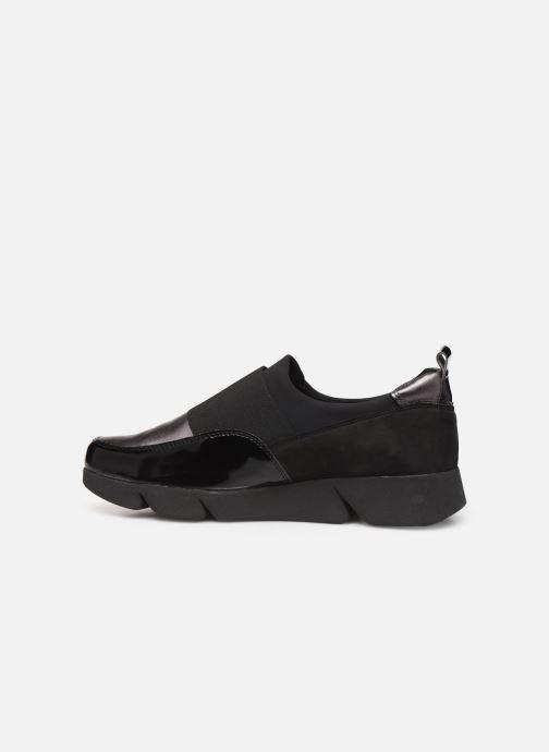Sneaker The Flexx Haruky schwarz ansicht von vorne