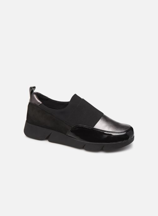 Sneakers The Flexx Haruky Zwart detail