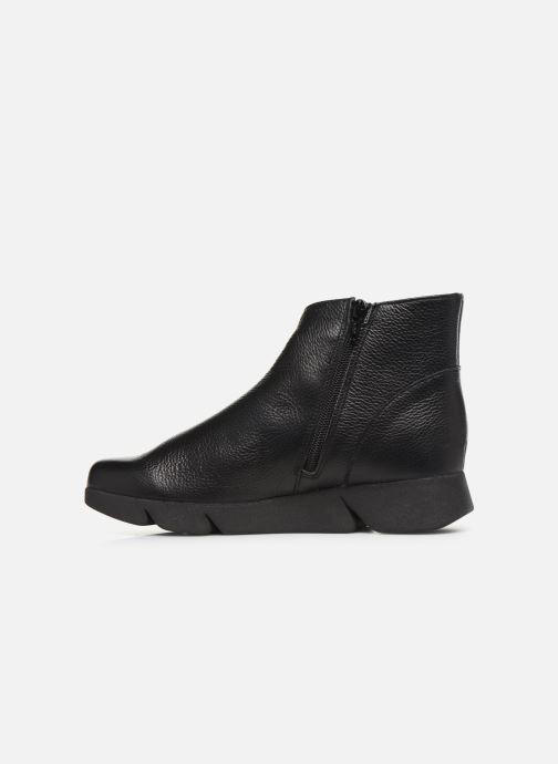 Boots en enkellaarsjes The Flexx Kibiusa Zwart voorkant