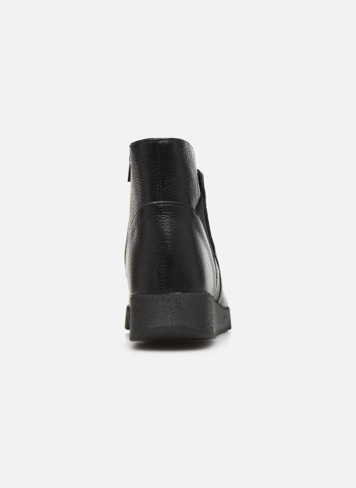 Boots en enkellaarsjes The Flexx Kibiusa Zwart rechts
