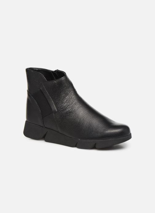 Boots en enkellaarsjes The Flexx Kibiusa Zwart detail