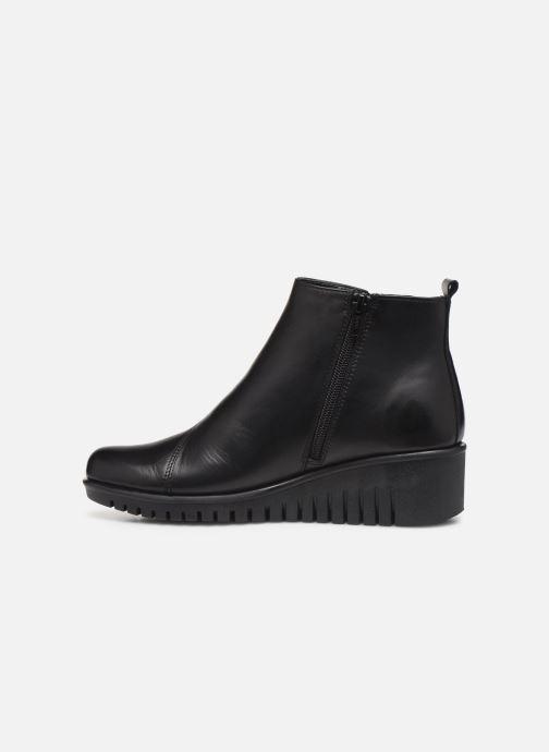Boots en enkellaarsjes The Flexx Gravity Zwart voorkant
