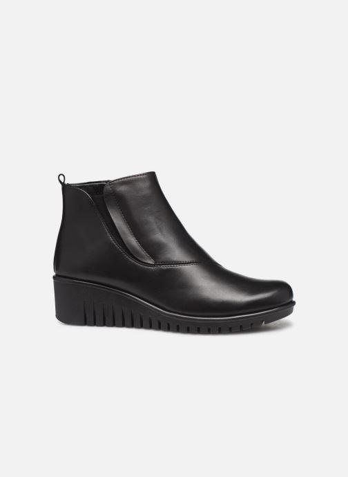 Boots en enkellaarsjes The Flexx Gravity Zwart achterkant