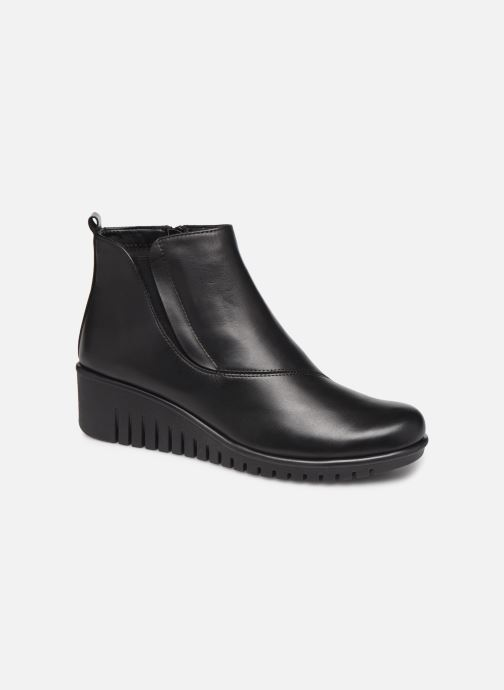 Boots en enkellaarsjes The Flexx Gravity Zwart detail