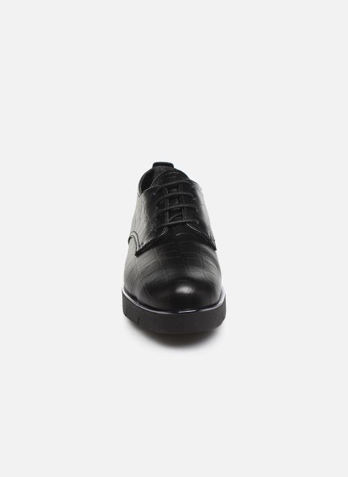 Chaussures à lacets The Flexx Brent Noir vue portées chaussures