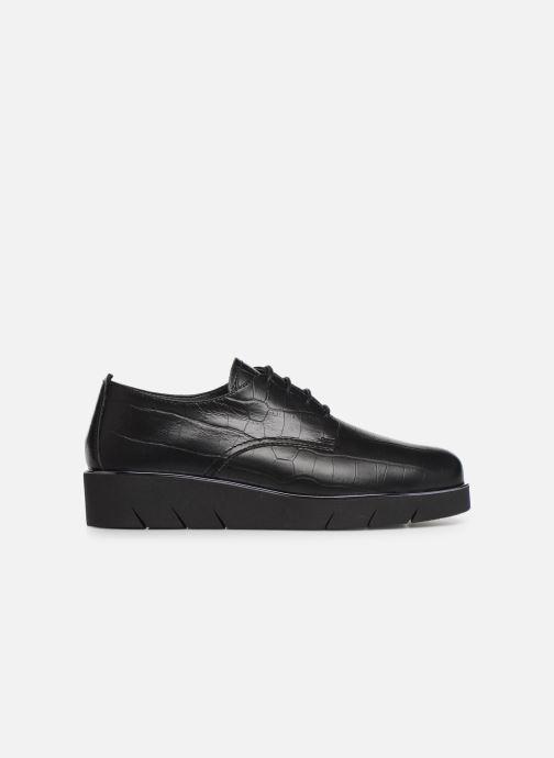 Chaussures à lacets The Flexx Brent Noir vue derrière