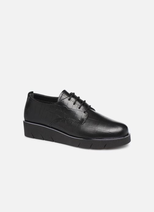 Chaussures à lacets The Flexx Brent Noir vue détail/paire