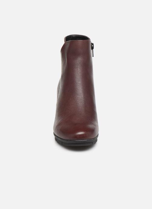 Bottines et boots The Flexx Out N About Bordeaux vue portées chaussures