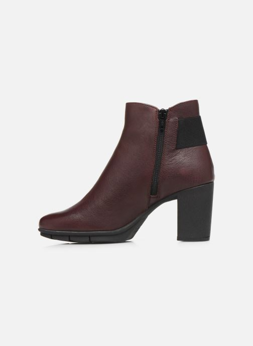 Bottines et boots The Flexx Out N About Bordeaux vue face