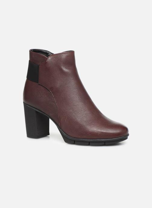 Bottines et boots The Flexx Out N About Bordeaux vue détail/paire