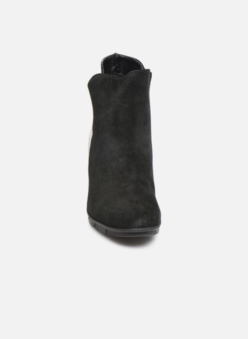 Bottines et boots The Flexx Out N About Noir vue portées chaussures