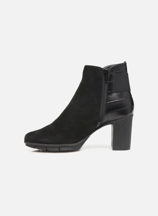 Boots en enkellaarsjes The Flexx Out N About Zwart voorkant