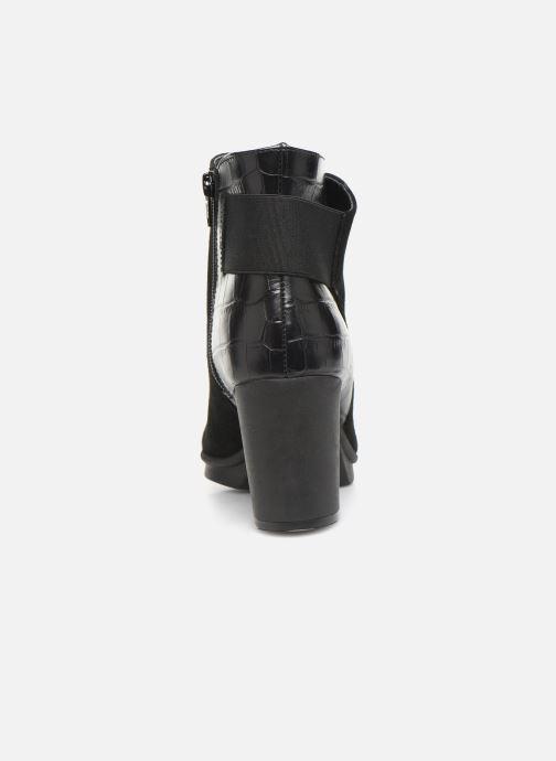 Boots en enkellaarsjes The Flexx Out N About Zwart rechts