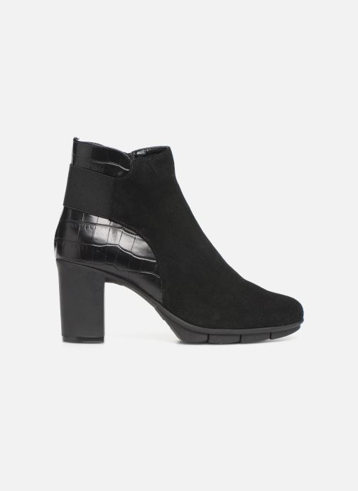 Boots en enkellaarsjes The Flexx Out N About Zwart achterkant