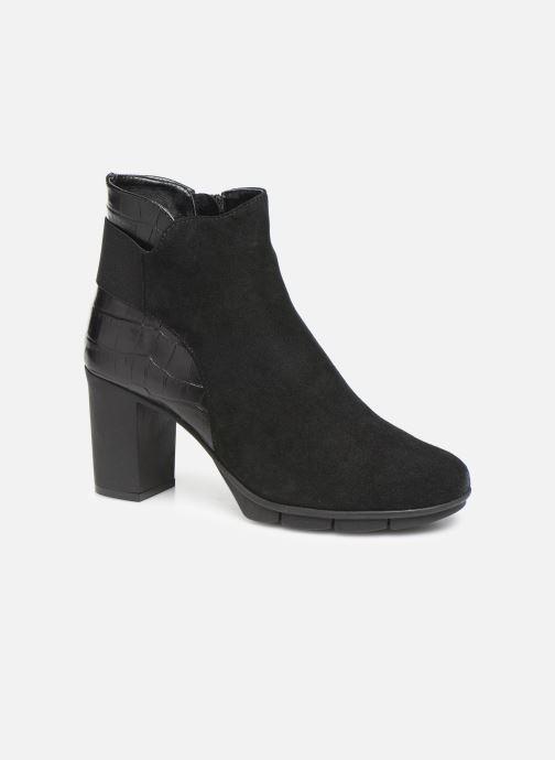 Boots en enkellaarsjes The Flexx Out N About Zwart detail