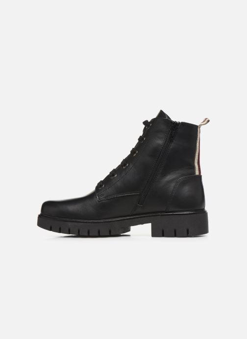Bottines et boots The Flexx Stripe Golden Noir vue face