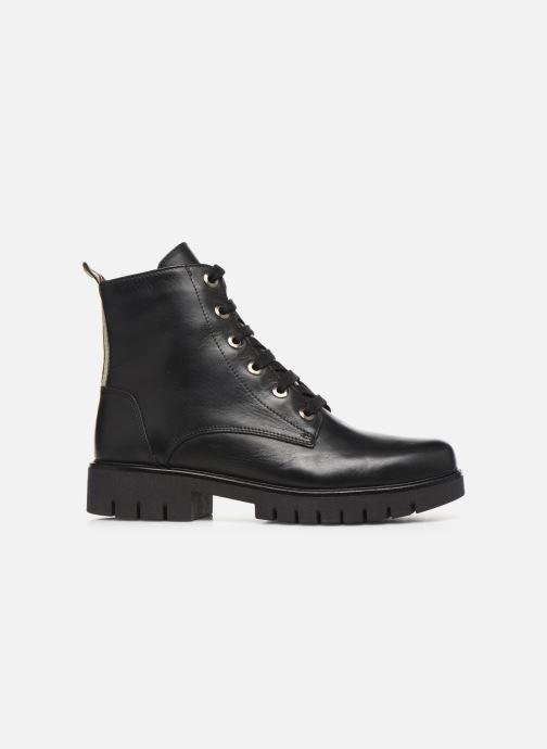Bottines et boots The Flexx Stripe Golden Noir vue derrière