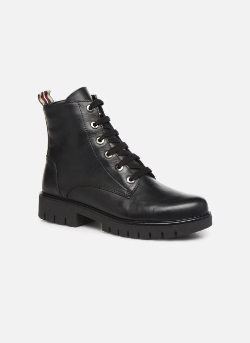 Bottines et boots The Flexx Stripe Golden Noir vue détail/paire