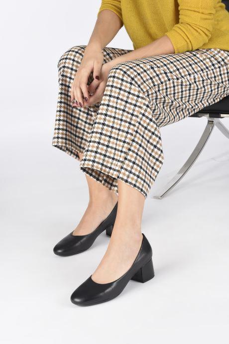 Zapatos de tacón The Flexx Headmistress Negro vista de abajo