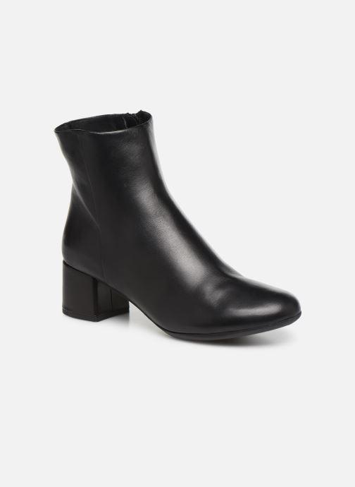 Boots en enkellaarsjes The Flexx Smart Lady Zwart detail