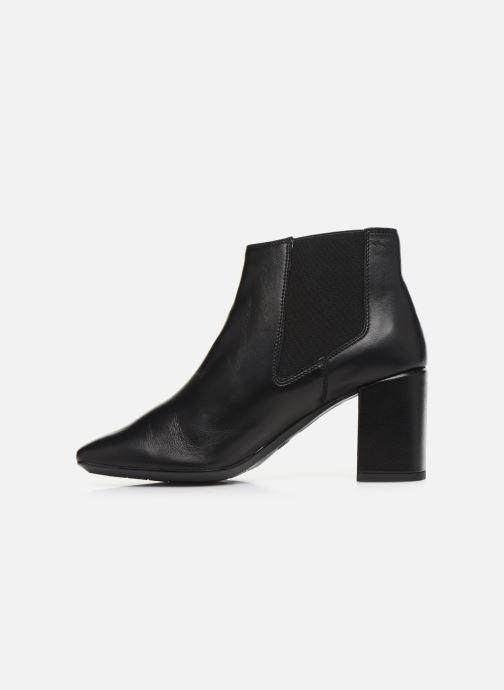 Bottines et boots The Flexx Mrs Fleccer Noir vue face