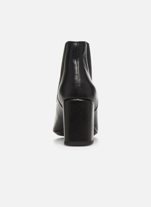 Bottines et boots The Flexx Mrs Fleccer Noir vue droite