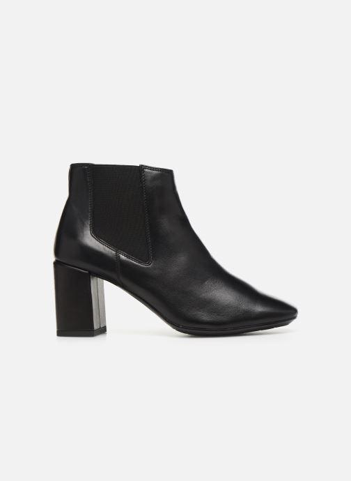 Bottines et boots The Flexx Mrs Fleccer Noir vue derrière