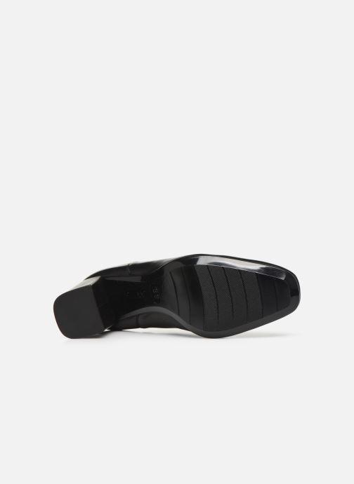Bottines et boots The Flexx Mrs Fleccer Noir vue haut