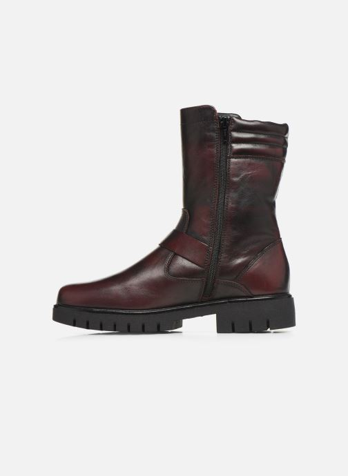 Boots en enkellaarsjes The Flexx Arley Bike Bordeaux voorkant