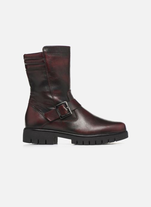 Boots en enkellaarsjes The Flexx Arley Bike Bordeaux achterkant