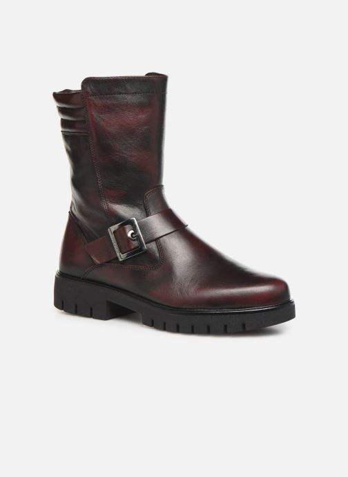 Bottines et boots The Flexx Arley Bike Bordeaux vue détail/paire
