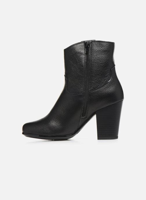 Boots en enkellaarsjes The Flexx Two Steppn Zwart voorkant