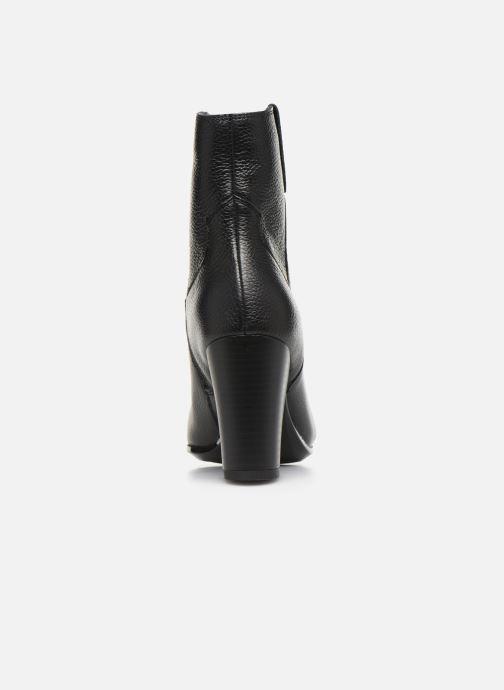 Bottines et boots The Flexx Two Steppn Noir vue droite