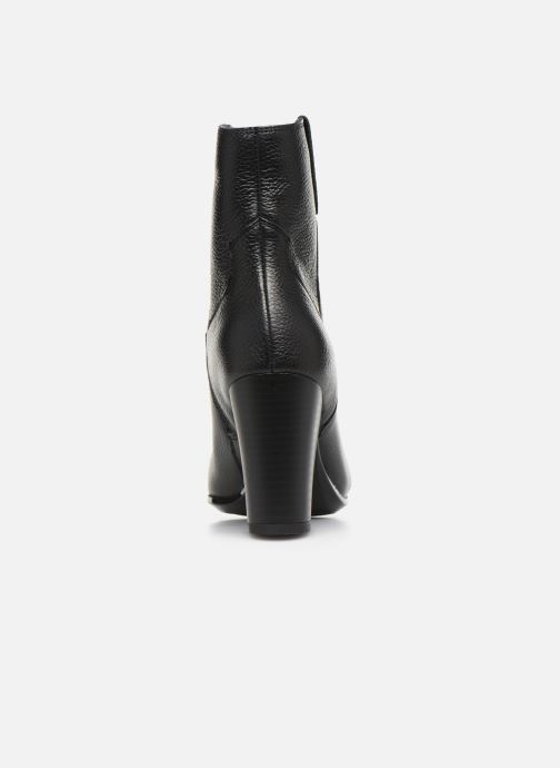 Bottines et boots The Flexx Two Steppn Noir vue droite