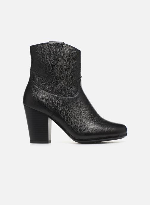 Boots en enkellaarsjes The Flexx Two Steppn Zwart achterkant