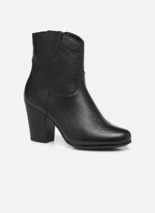 Boots en enkellaarsjes The Flexx Two Steppn Zwart detail