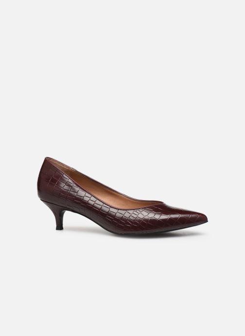 Zapatos de tacón Vionic Josie C Vino vistra trasera