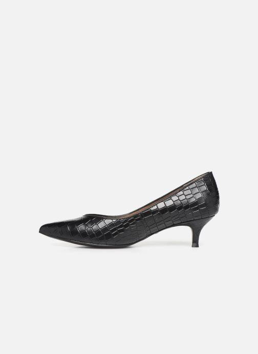 High heels Vionic Josie C Black front view