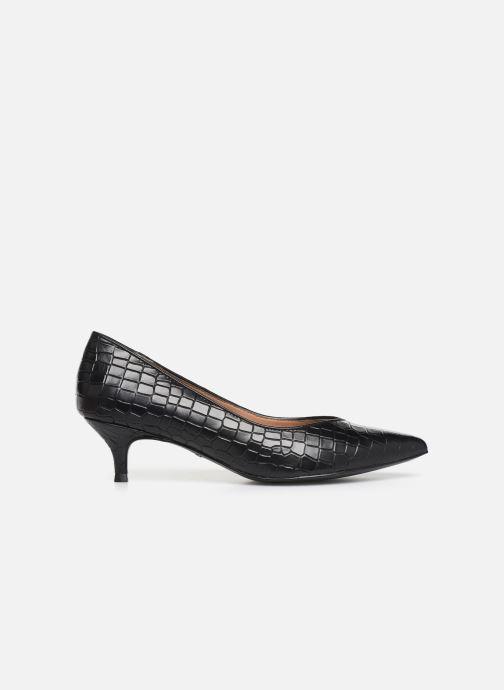 High heels Vionic Josie C Black back view