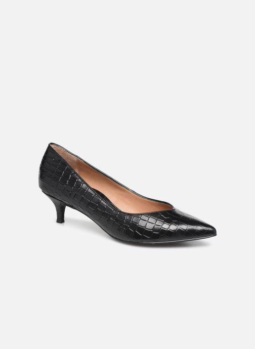 High heels Vionic Josie C Black detailed view/ Pair view