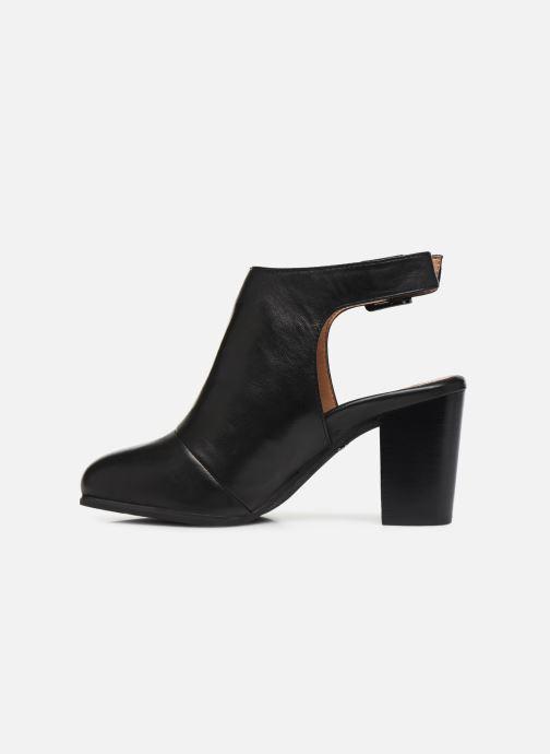 Boots en enkellaarsjes Vionic Lacey C Zwart voorkant
