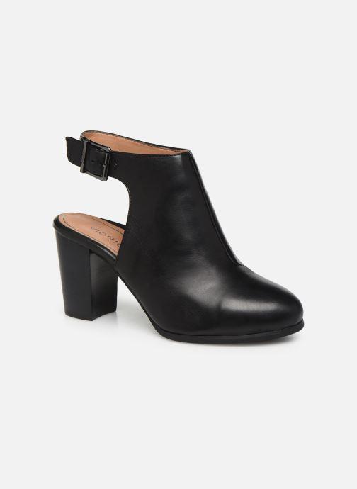 Boots en enkellaarsjes Vionic Lacey C Zwart detail