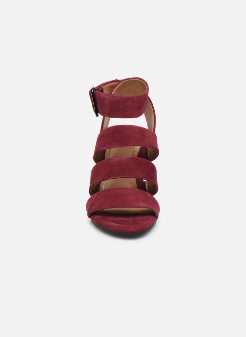 Sandali e scarpe aperte Vionic Blaire C Bordò modello indossato